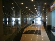Внутреннее остекление торгового центра